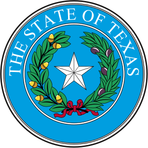Texas seal and
