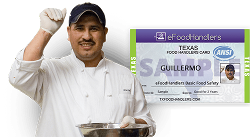 Texas Food Handlers Card